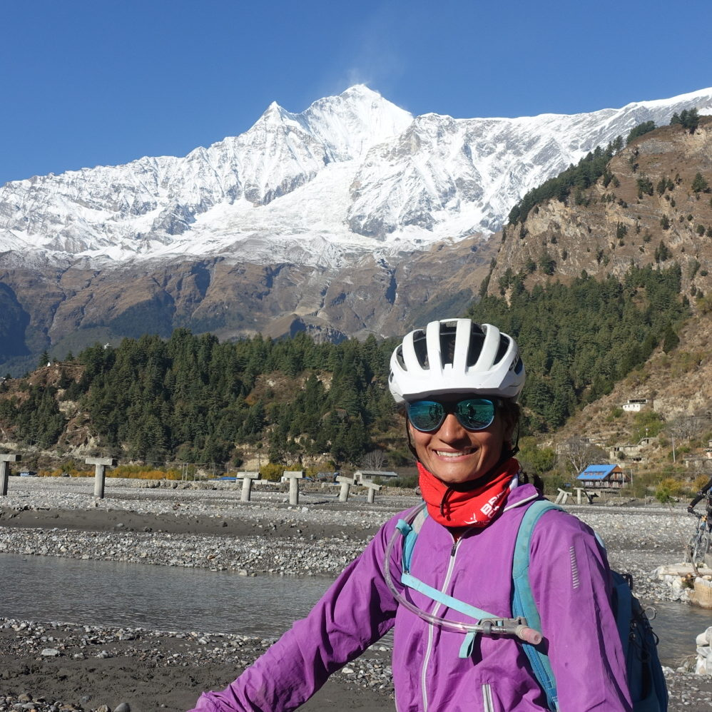 Usha Khanal- Guide in Nepal